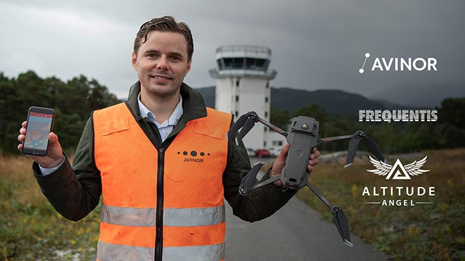 Avinor ANS Begins Roll Out Of First Nordic UTM System In Norway