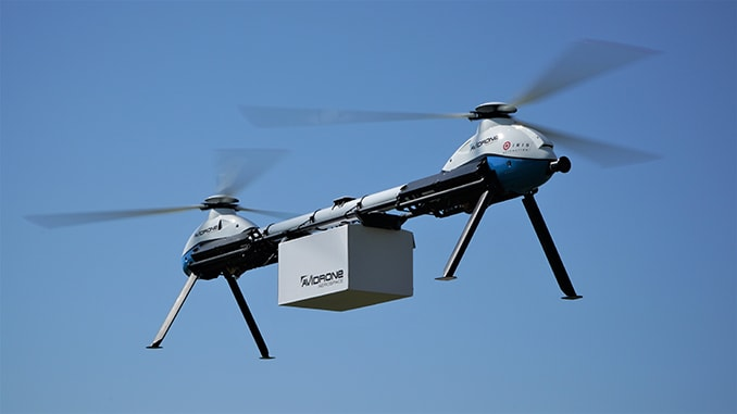 Iris Automation Selected As Exclusive Detect-and-avoid Provider For Avidrone Aerospace
