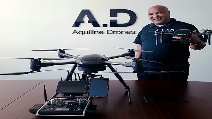 Drone Company on Major Mission to Create 1 Million New US-based Jobs