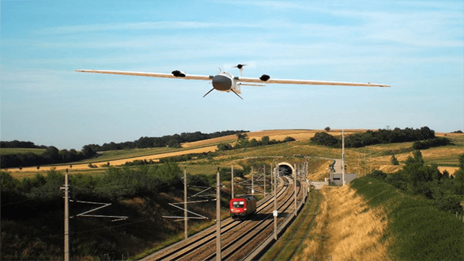 German Railways Implement Quantum-Systems UAS to Inspect its Route Network
