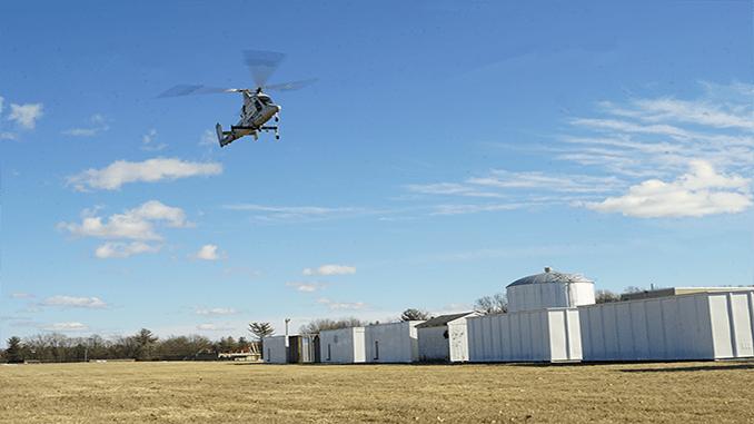 Safe, efficient autonomy on transport helicopter