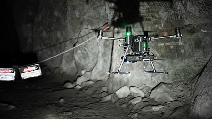 Velodyne Lidar Sensors Power Emesent's Hovermap to Fly Beyond the Visual Line of Sight