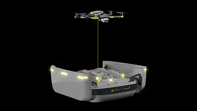 Axon Partners with Fotokite to Offer Fully Autonomous Drone Technology