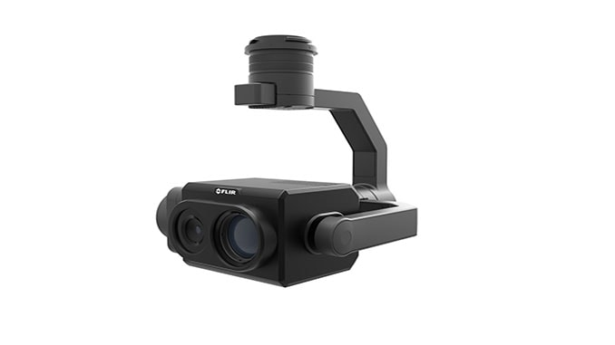 FLIR Systems Introduces Vue TZ20 Dual Thermal Camera Drone Payload