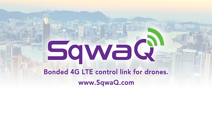 SqwaQ Demonstrates BVLOS UAS Flight Capabilities for Controlled Airspace