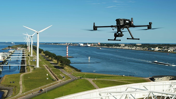 Terra Drone Invests In Dutch Drone Solution Provider Skytools