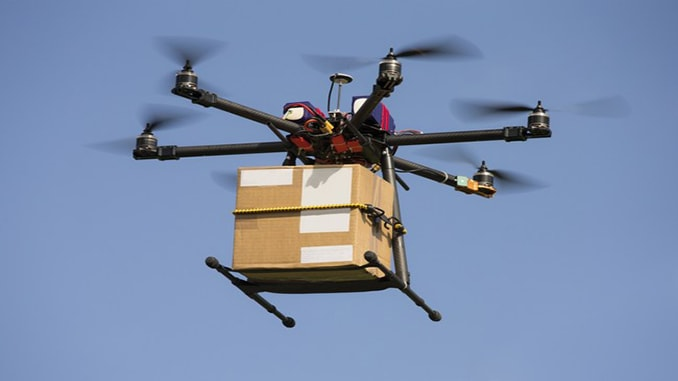 With Its Newest Acquisition, East West Aeronautical Predicts Drone Market Will Soar