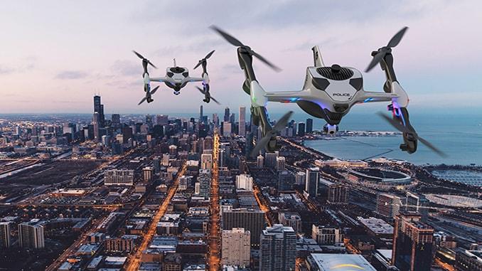 Sonin Hybrid Unveils Revolutionary 140mph+ Drone