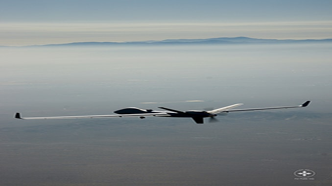 GA-ASI Completes First Protector Unmanned Aircraft