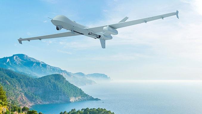 GA-ASI and SENER Aeroespacial Team to Develop New NATO Pod for MQ-9