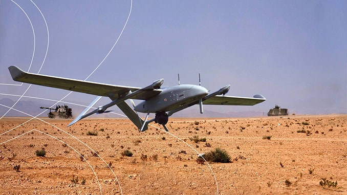 IAI Industries Expands Tactical UAV Activity, Acquires 50% of BlueBird Aero Systems