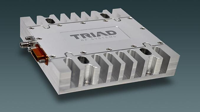 Compact High-Power Amplifier Helps Improve Counter UAS Responses