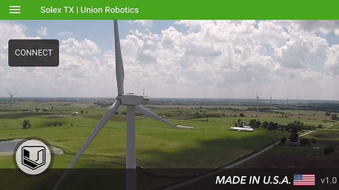 Union Robotics Partners with Solex for USA Made Software