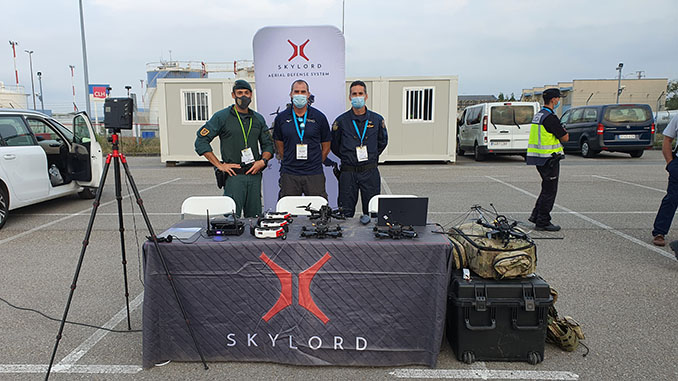 XTEND Showcases HUNTER Platform at Europe's Largest Evaluation of Counter Drone Systems