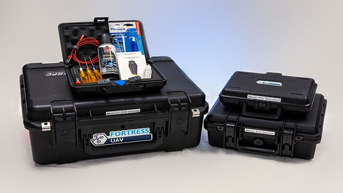 Fortress UAV Releases New Drone Field Repair Kits for Public Safety and Enterprise Drone Operators