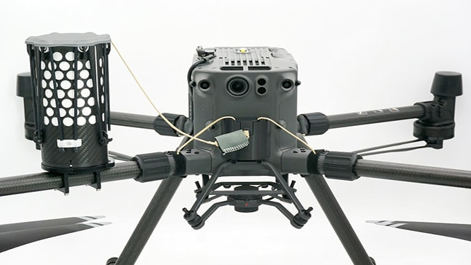 Drone Rescue introduces parachute system for DJI M300