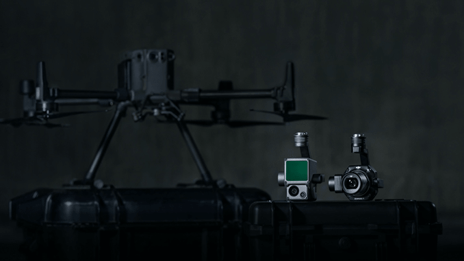 DJI Unveils First Integrated Lidar Drone Solution And A Powerful Full-Frame Camera Payload For Aerial Surveying