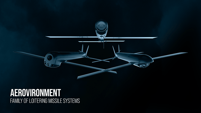 AeroVironment Introduces Family of Loitering Missile Systems