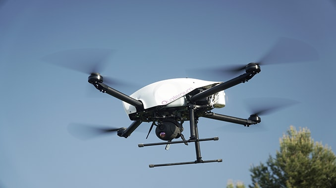 HYBRIX 2.1 sets new world record for UAV flight time: 10 hours, 14 minutes