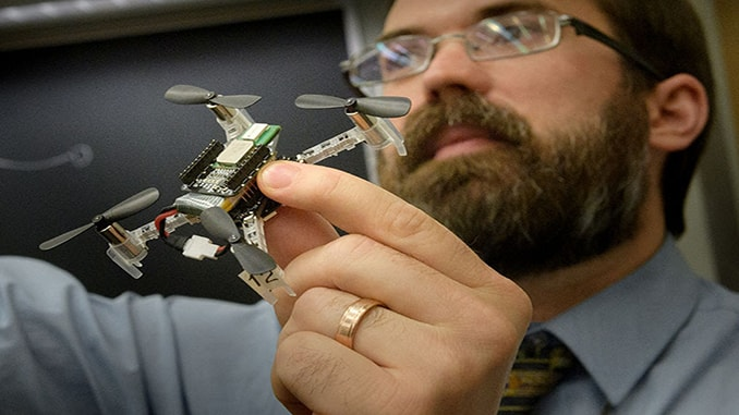Purdue Researchers Working With Abu Dhabi On Cybersecurity Of Drones