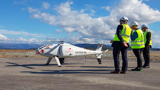 Nordic Unmanned will become the first publicly listed drone operator in Europe