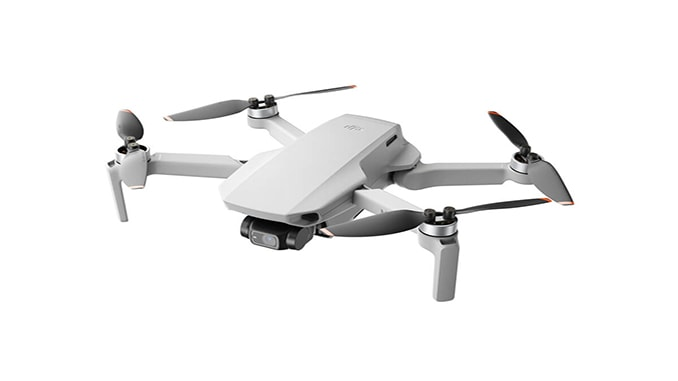 DJI Releases All-New, Ultralight, and Powerful DJI Mini 2