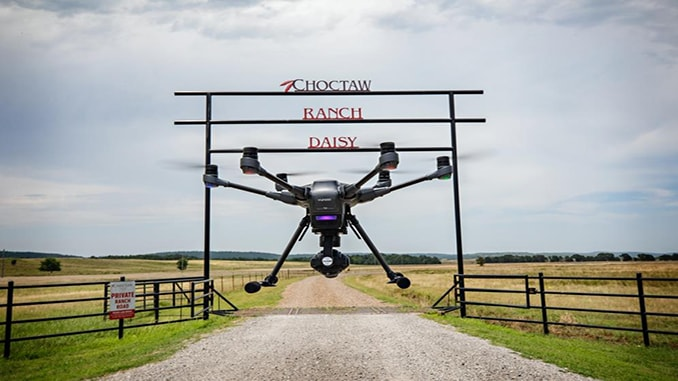 Choctaw Nation to Launch Second Phase of Unmanned Aircraft Integration Pilot Program– BEYOND