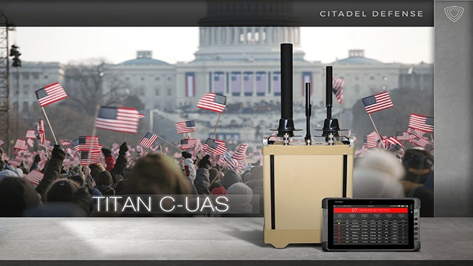 Citadel Defense Accelerates Operator Response Times Against Drone Threats with Artificial Intelligence
