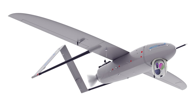 UAV Factory announces the release of Penguin C Mk2 system