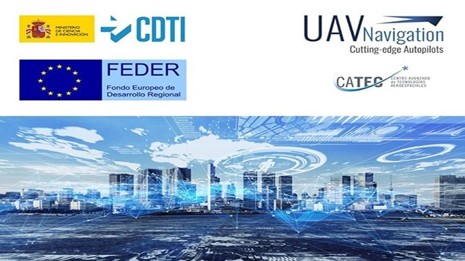 UAV Navigation and CATEC looking for the Global Unmanned Mobility Solution