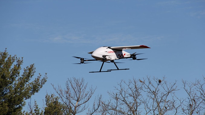 Drone Delivery Canada announces update on successful robin xl testing