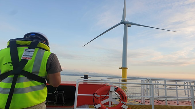 Nearthlab Enters Taiwanese Offshore Wind Turbine Market With Siemens Gamesa Renewable Energy