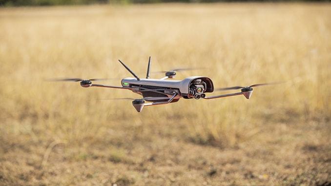 Announcing VESPER & Vision GCS: Vantage's Next Generation Elite Small Drone