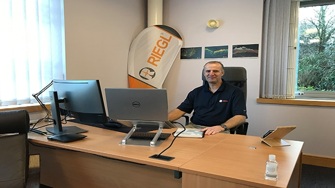 RIEGL announces expansion with new RIEGL office in UK