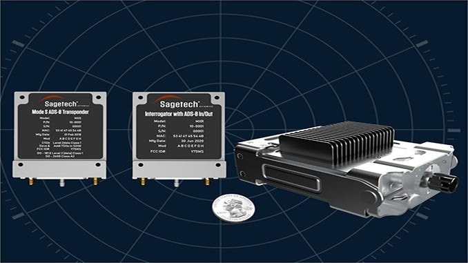 Sagetech Avionics and Hover, Inc. Partner on Detect and Avoid Solution for Unmanned Aircraft