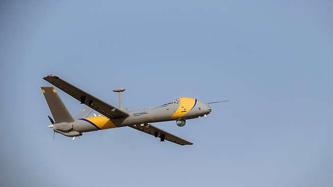 Canada Selects Elbit Systems' Hermes StarLiner UAS for Environmental Protection