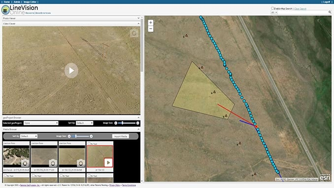Remote Geosystems Updates LineVision Online with Enhanced Support for DJI