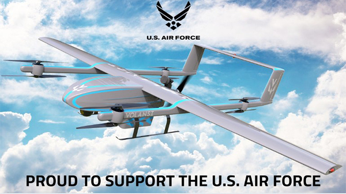 Volansi Set to Help the U.S. Air Force Build the Next Generation of UAS