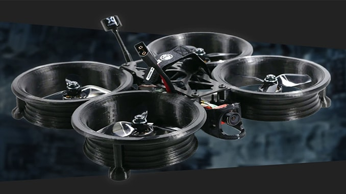 New Digital Drone Goggles Fuel Record Growth for Red Cat Holdings