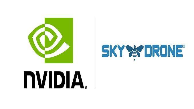 Sky Drone joins the NVIDIA Inception Accelerator Program