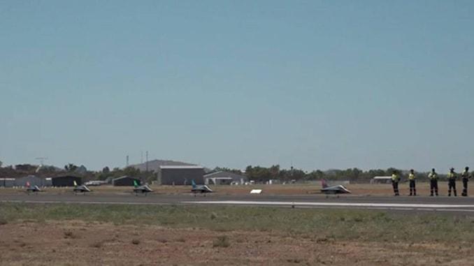 Boeing's autonomous tech flies at new northwest Australia UAS range