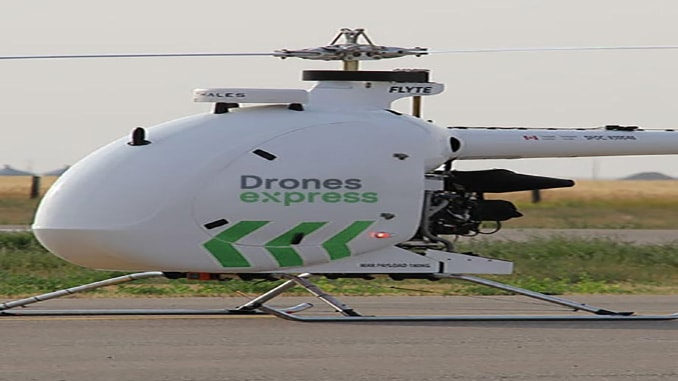 DDC announces letter of intent with drones express inc. for condor project