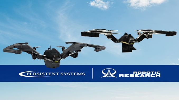 Robotic Research joins Persistent Systems Wave Relay Ecosystem