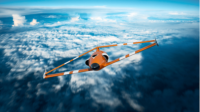 FLY-R unveils its new range of UAVs based on the Rhomboidal Wing Configuration