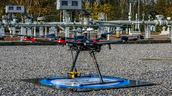 SkyeBase, SPH Engineering and Pergam report a use case of methane measurements with a UAV in Belgium