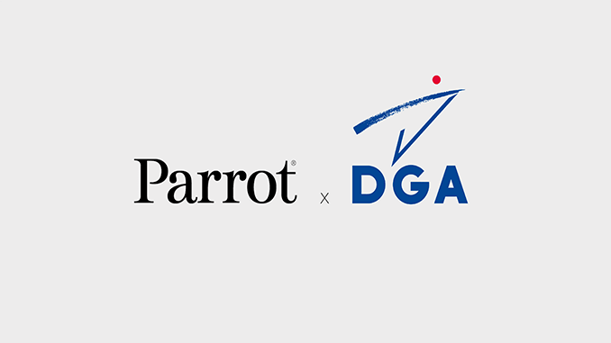 Parrot chosen by the French Defense Procurement Agency (DGA) for the supply of micro-drones with ANAFI USA
