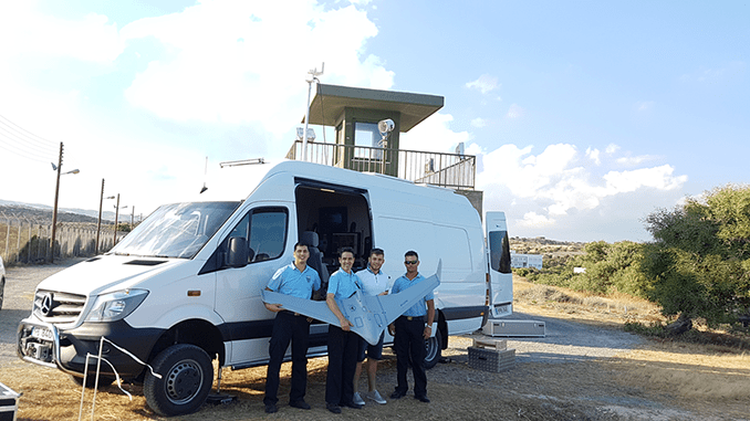 The Cyprus based Joint Rescue Coordination Center has upgraded drones from C-Astral Aerospace