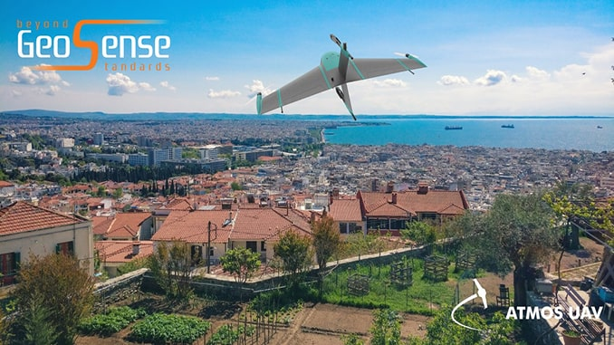 Atmos UAV further expands its distributor network in Europe with GeoSense