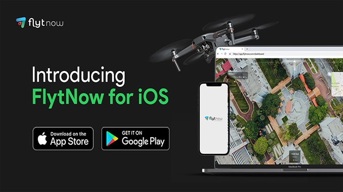 FlytNow Adds iOS Support for DJI Mavic Mini to Enable Autonomous Operations