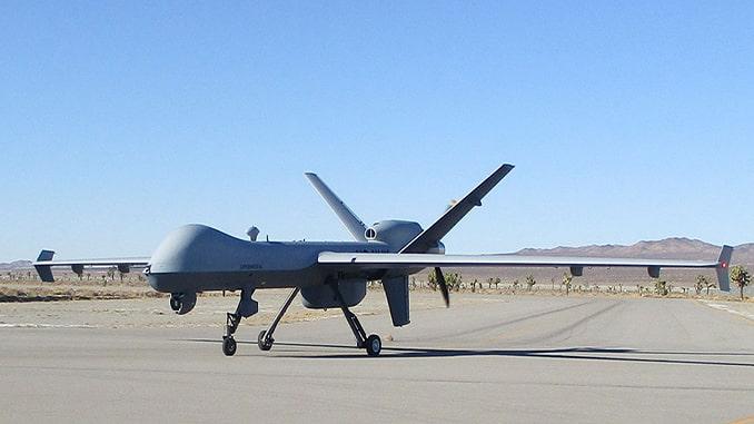 GA-ASI's New Centerline Avionics Bay Increases MQ-9A Capability
